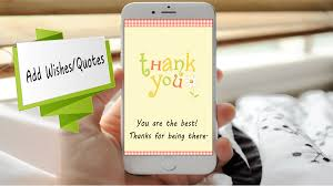 thank you greetings u0026 quotes android apps on google play
