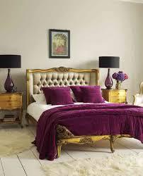 lovely bed adding color for change furniture finds