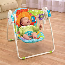 portable baby swing with lights precious planet portable baby swing is perfect for use on the go