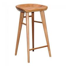 timber bar stools nordic taburet bar stool by organic modernism furniture