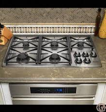 Gas On Glass Cooktop 36 61 Best Dacor Cooktops Images On Pinterest Stainless Steel