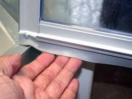 Leaking Shower Door Shower Door Leaking Gulf Owners Rv Forum