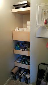 Kitchen Cabinets With Drawers That Roll Out by Pull Out Shelves That Slide Custom Kitchen Sliding Shelving From