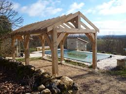 Maison Et Veranda Oak Veranda Oak Timber Framing U0026 Carpentry In France