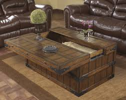 pop up coffee table with storage tables hardware thippo