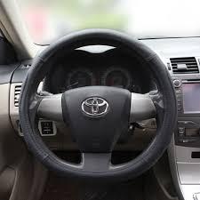 toyota corolla steering wheel cover leaderaccessories steering wheel cover