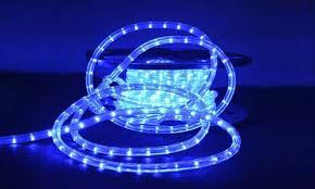 rope led lights led light around