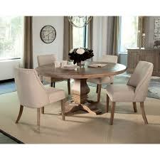 Pine Kitchen Tables And Chairs by Florence Pine Round Dining Table Donny Osmond Home Dining Tables