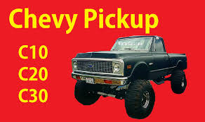 Old Ford Truck Lifted - lifted chevy c30 4x4 truck c10 1500 pickup video c k classic