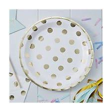50th anniversary plates paper anniversary party plates ebay