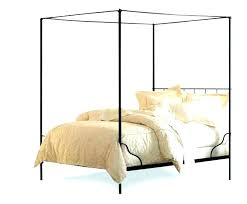Wrought Iron Canopy Bed Catchy Wrought Iron Canopy Bed With Wrought Iron Canopy Bed Black