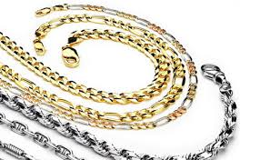 gold chains 14k gold chains 18k gold chains wedding bands