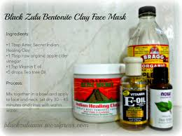 Tea Tree Oil Hair Loss Diy Bentonite Clay Face Mask Bentonite Masking And Face Masks