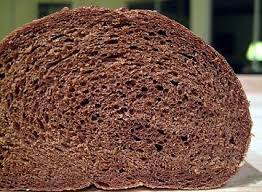 Paleo Bread Recipe Bread Machine Dark Paleo Pumpernickel Rye Bread Gluten Free Grain Free Low