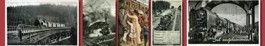 Wetter Bad Lausick Eisenbahn Postkarten Museum Sachsen