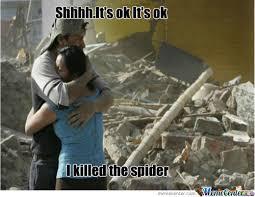 Huge Spider Memes Image Memes - spider memes best collection of funny spider pictures