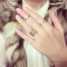 monogram rings gold southern curls pearls braving the instagram roundup