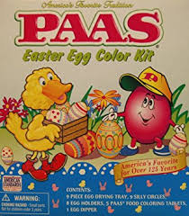 paas easter egg dye paas easter egg color kit toys