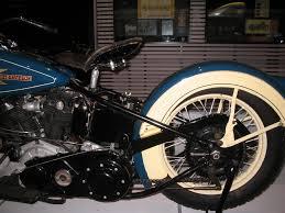 original paint blue 1936 1947antique and vintage harley davidsons