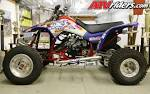 honda racing four wheelers