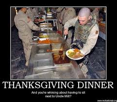 thanksgiving pacific paratrooper