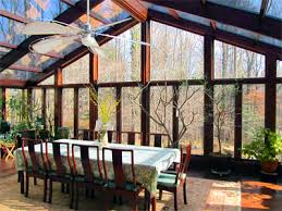 Glass For Sunroom Cathedral Glass Roof Sunrooms Sunquest Inc Of Maryland