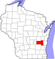 Wisconsin County Maps by Fond Du Lac County Wisconsin Wikipedia