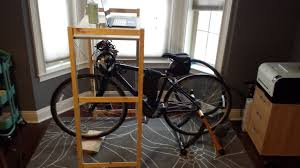 Diy Bike Desk Cheap Ikea Cycling Desk Kellbot