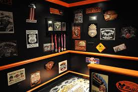 Harley Davidson Decor Harley Davidson Themed Theater
