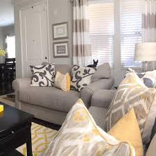 Living Room Ideas With Grey Sofa Living Room Design Grey And White Yellow Office Living Room
