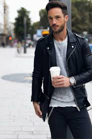 men s bike jackets best 25 leather jacket man ideas on pinterest mens biker jacket
