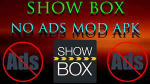 show apk show box no ads mod apk no root free