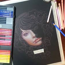 126 best black paper designs and drawings images on pinterest