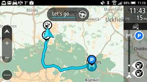 tomtom android tomtom goes free on android for 50 at least expert reviews