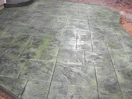 Stamped Concrete Patio Prices by Stamped Concrete Patio Cost Calculator Home Design Ideas
