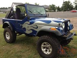 jeep body for sale jeep cj7 chevy v8 and fiberglass body 4x4 awesome