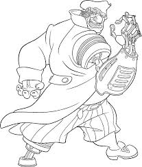 26 treasure planet coloring pages images