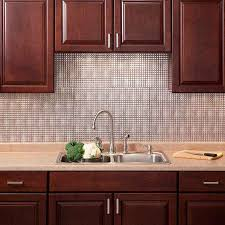 Kitchen Metal Backsplash Ideas Kitchen Rooms Ideas Tin Backsplash Tiles Lowes Tile Sheets For