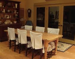 dining room contemporary how to make kitchen chair slipcovers
