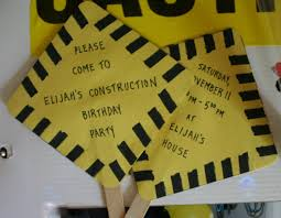a construction party old style birthday archives dukes and
