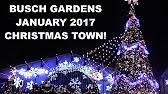 gardenfest of lights at lewis ginter botanical garden 2012 youtube