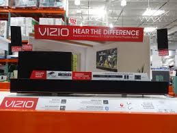 vizio home theater systems vizio 5 1 soundbar in costco store and with discount