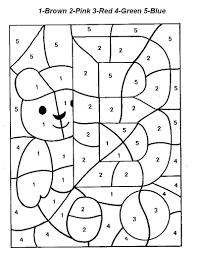 color number coloring pages color letter fourth flag