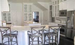 granite countertop kitchen colours with white cabinets narrow