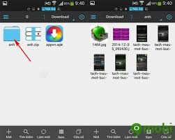 how to unzip files on android guide to decompress files using es file explorer on android
