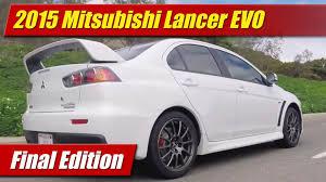 mitsubishi lancer evo 3 engine 2015 mitsubishi lancer evo final edition testdriven tv