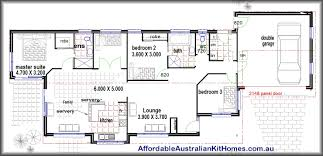 neoteric design 4 bedroom house designs australia 14 corner block