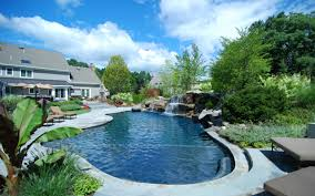 Small Backyard Inground Pools by Seven Sisters Waterfall Norway Thewallpapers Pinterest