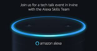 us lighting tech irvine ca building a skill tech talk amazon alexa skills meetup irvine