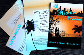 wedding invitations miami kawaiitheo